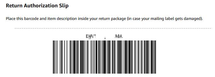 海外通販 amazon 返品方法